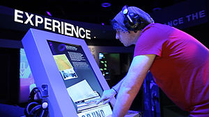 British Music Experience - Hey DJ Interactive Exhibit at the BME London