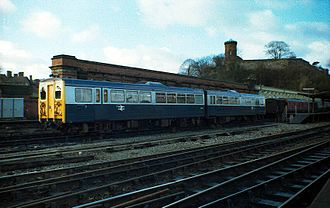 Pacer (train) - The prototype Pacer Class 140