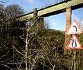 Broadbottom Viaduct - geograph.org.uk - 1589198.jpg