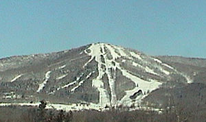 Bromley Mountain - Image: Bromley 2003 0211c
