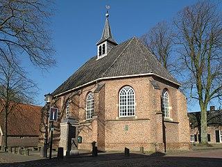 Bronkhorst Place in Gelderland, Netherlands