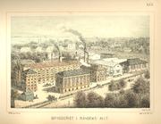 Bryggeriet i Rahbeks Allé 1888