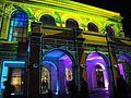 Bucuresti, Romania. Festivalul luminii, 5-8 mai 2016. Hotel NOVOTEL (3).JPG