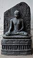 Buddha in Bhumisparsha Mudra - Pala School - Circa 10th Century AD - Bihar - Indian Museum - Kolkata 2012-11-16 2054.JPG
