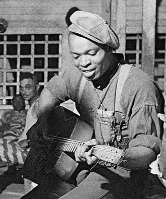Buddy Moss - Moss in 1941