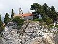 Budva - Sveti Stefan 5b Kirche.jpg