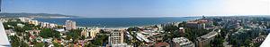 Sunny Beach panorama