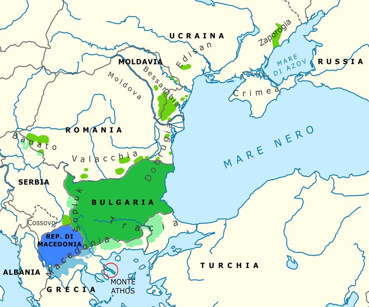 Lingua bulgara - Wikipedia