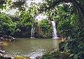 Bumbungan Falls in Brgy. San Buenaventura Luisiana, Laguna.jpg