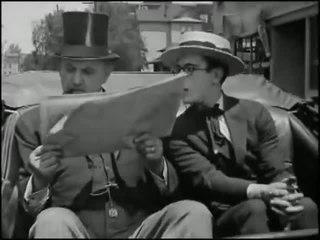 <i>Bumping into Broadway</i> 1919 film