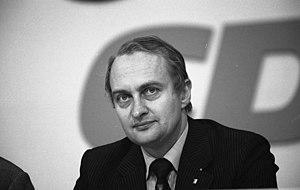 Jürgen Echternach - Image: Bundesarchiv B 145 Bild F054632 0024, Ludwigshafen, CDU Bundesparteitag, Echternach
