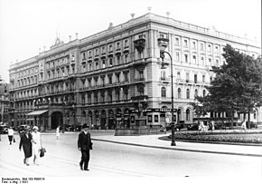 Hotel Berliner Hof Hamburg