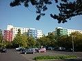 Buntes Studentenwohnheim Tannenbusch II, 09.2011 - panoramio.jpg