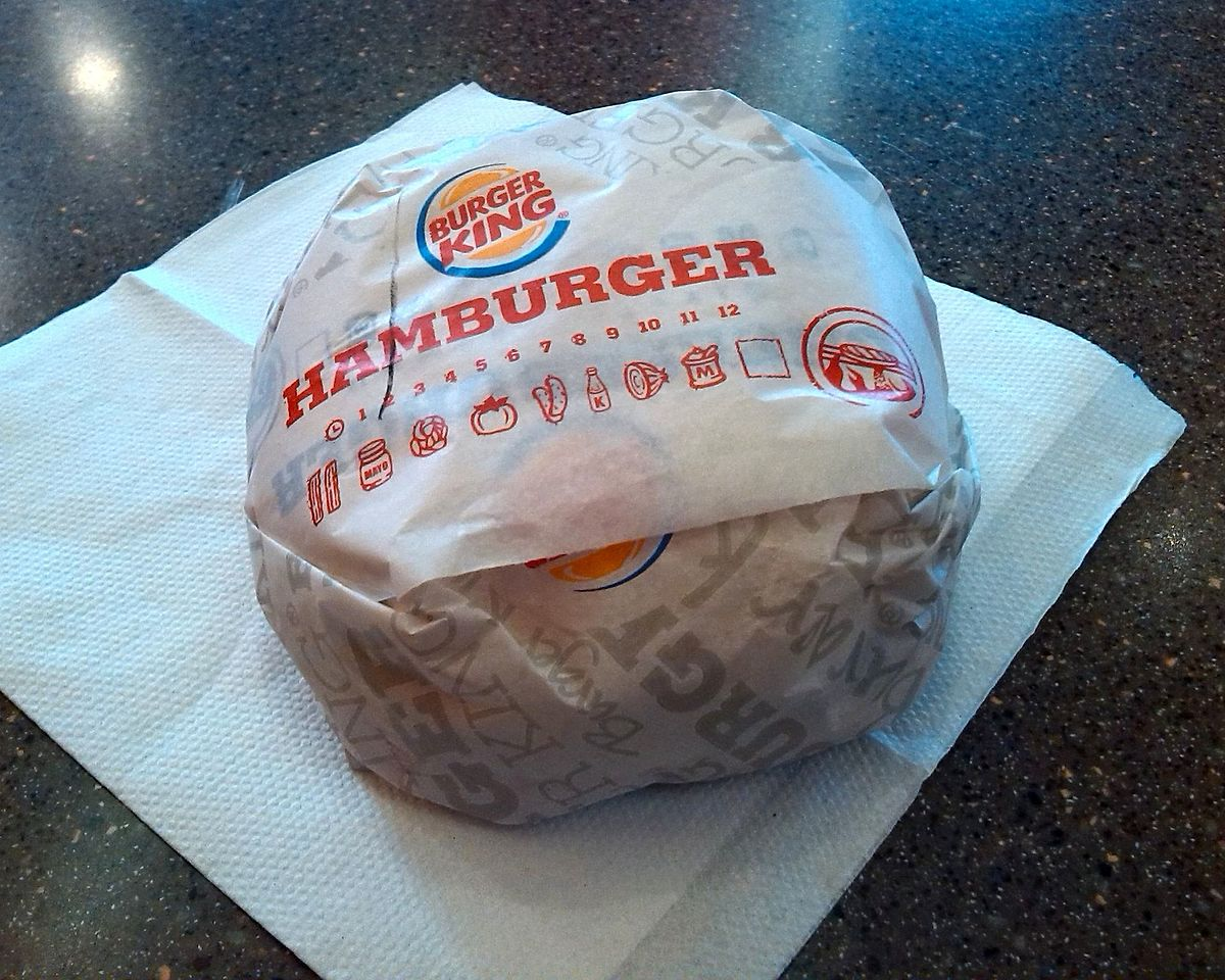 Burger King Hamburger packaging.jpg