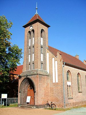 Spreetal - Image: Burghammer Kirche