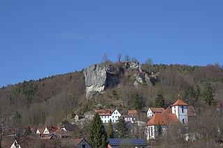 Streitburg Castle castle ruin