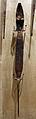 Burkina faso, lobi, valuta in ferro a forma di coccodrillo, xx sec..JPG