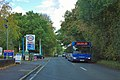 Bus on route 60 passes Spar - geograph.org.uk - 2665749.jpg