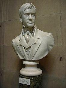 Bust of Matthew Macfadyen as Fitzwilliam Darcy.jpg