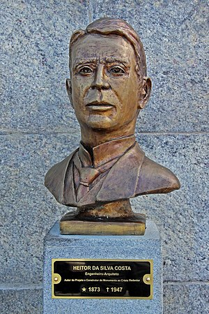 Heitor da Silva Costa - Image: Busto de Heitor da Silva Costa