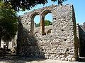 Butrint - Basilika 1 Querschiff.jpg