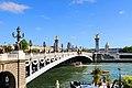 Cầu ALEXANDRE III bắc qua sông Seine - panoramio.jpg