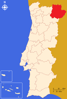 trás os montes mapa Terras de Trás os Montes – Wikipédia, a enciclopédia livre trás os montes mapa