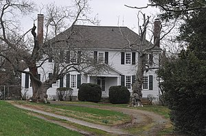 National Register of Historic Places listings in Stafford County, Virginia - Image: CARLTON, FALMOUTH, STAFFORD COUNTY, VA