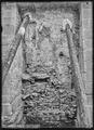 CH-NB - Romainmôtier, Abbatiale, Mur extérieur, vue partielle - Collection Max van Berchem - EAD-7476.tif
