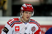 Description de l'image CHL, HC Davos vs. IFK Helsinki, 6th October 2015 35.JPG.