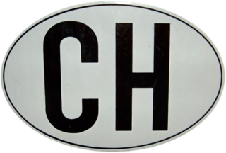 International vehicle registration code Codes used to identify where a vehicle is registered