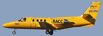 Cessna Citation family - Model 500 Citation I