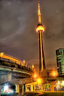 Cn Tower Tour Cost