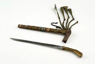 Si Euli Type of Knife