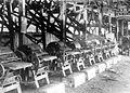 COLLECTIE TROPENMUSEUM Raspadores in de touwfabriek te Tandjoengkarang Lampongsche Districten Zuid-Sumatra TMnr 10011402.jpg