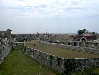 La Cabaña - Fortress of San Carlos de la Cabaña, Havana, Cuba