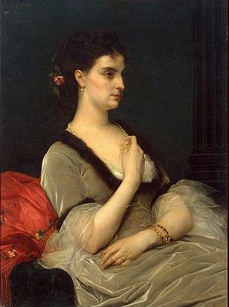 Shuvalov - Countess Elizabeth Andreevna Shuvalova