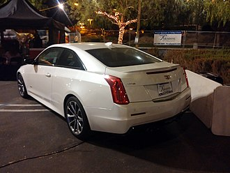 Cadillac ATS - Cadillac ATS Coupe