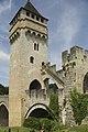 Cahors, Le Pont Valentré PM 30683.jpg