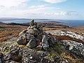 Cairn, Carn na Glaic Buidhe - geograph.org.uk - 751050.jpg