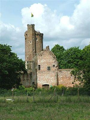 Gilbert Debenham - Caister Castle