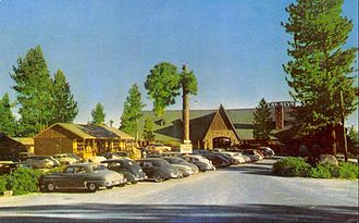 Cal Neva Lodge & Casino - Image: Cal Neva Lodge