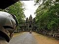 Cambodia 08 - 101 - Angkor Thom - Entrance Gate (3228050543).jpg