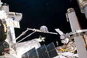 Canadarm2 Cupola Relocation STS 130