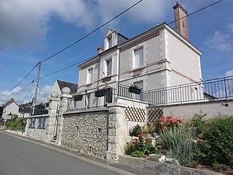 Candé-sur-Beuvron - Town hall