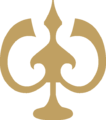 Candle-shaped Round Ornament Gold.png