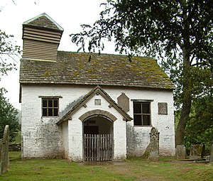 Capel-y-ffin - The owlish St Mary's Chapel
