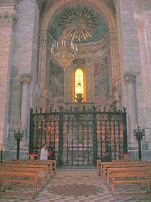 Catania Cathedral - Chapel of St. Agatha