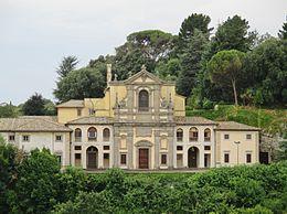 La chiesa di Santa Teresa a Caprarola