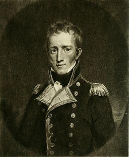 Captain Frederick Lewis Maitland